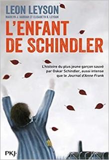 L'enfant de Schindler, Leon Leyson