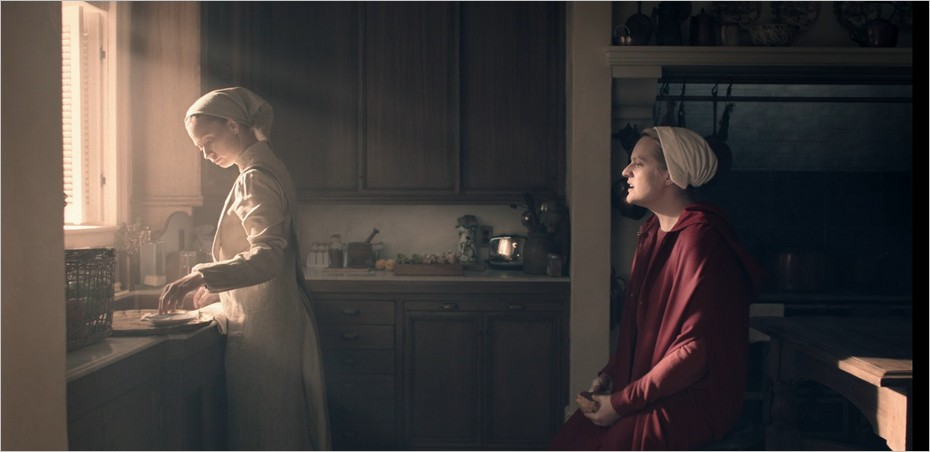 Beth et June - The Handmaid's Tale saison 3 épisode 10