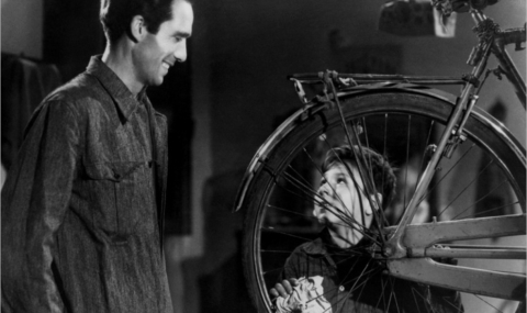 Le voleur de bicyclette, Vittorio De Sica