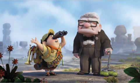 Là-haut, Disney/Pixar : un film d'animation émouvant et fin
