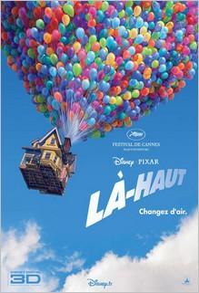 Là-haut, Disney/Pixar