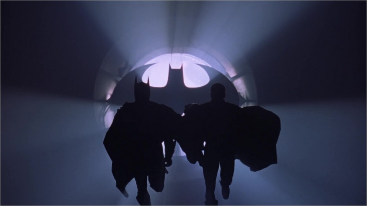Batman Forever - Batman et Robin