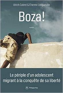 Boza, Ulrich Cabrel et Etienne Longueville