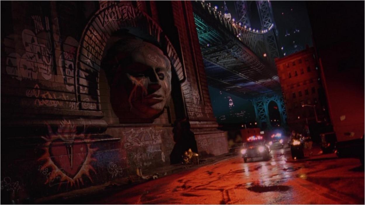 Course-poursuite à Gotham City