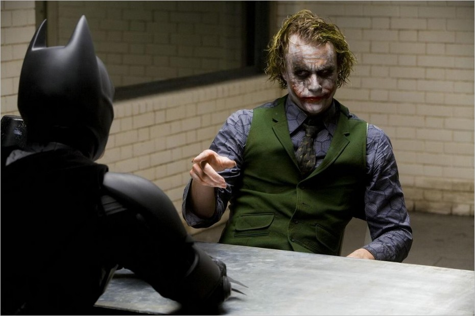 The Dark Knight : Le Chevalier Noir, Christopher Nolan