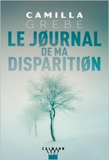 Le Journal de ma disparition, Camilla Grebe
