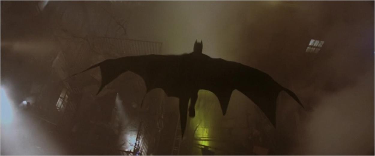 Le Batman de Christian Bale