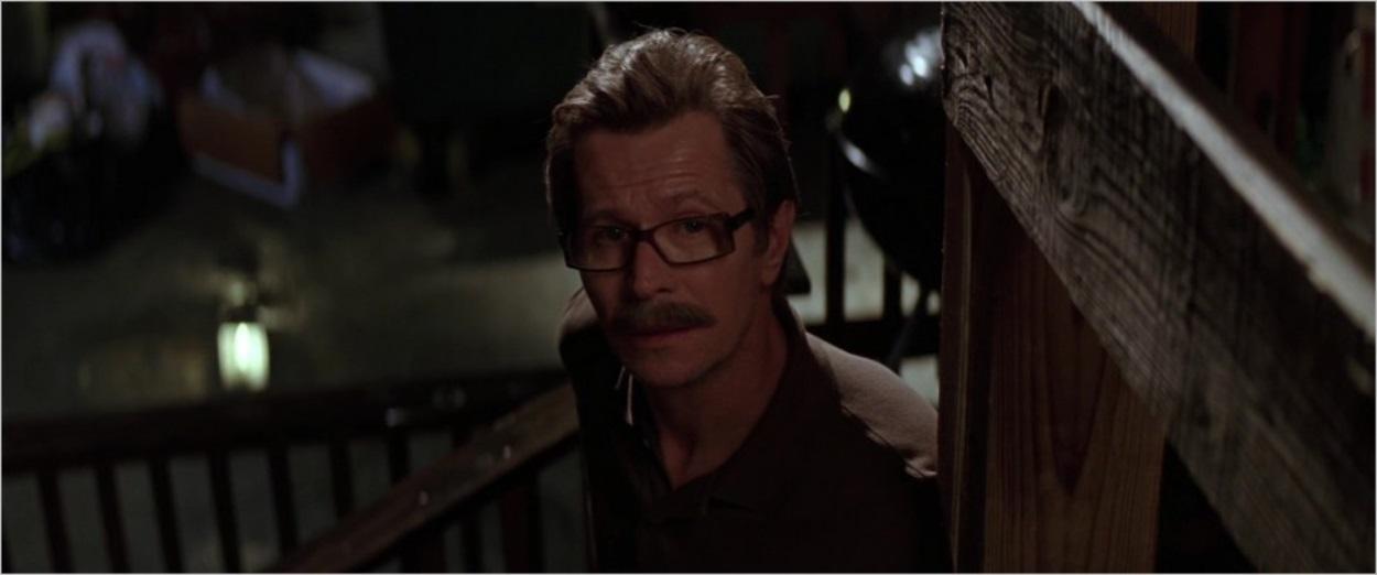 Le Commissaire Gordon (Gary Oldman)