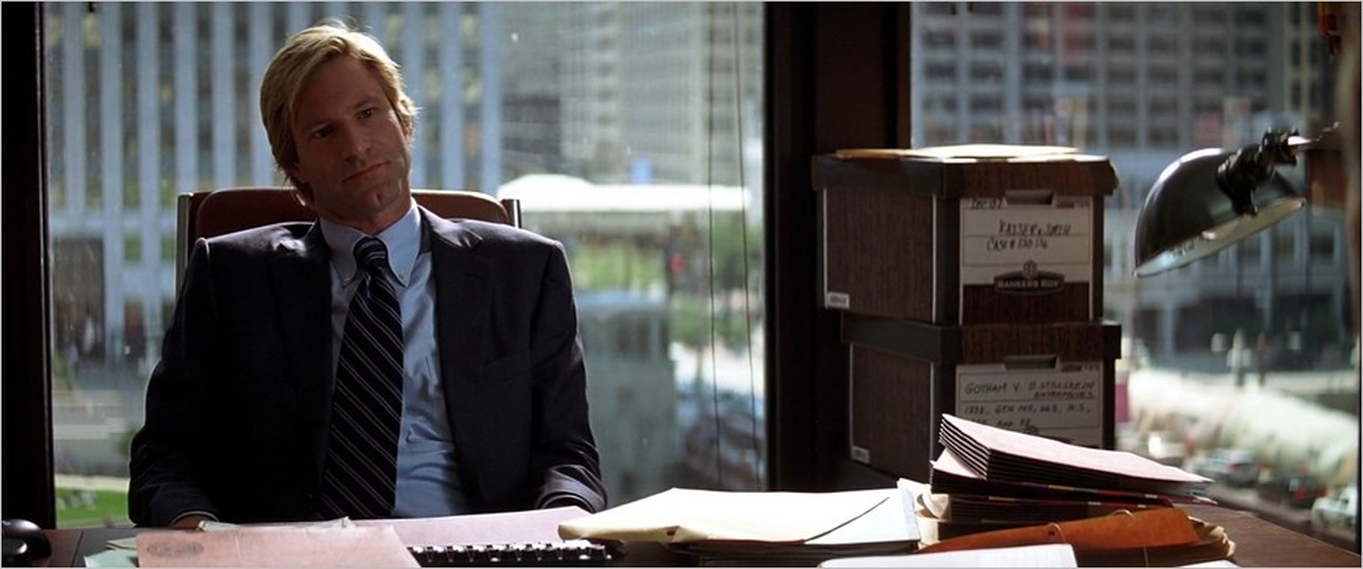 Harvey Dent (Aaron Eckhart)