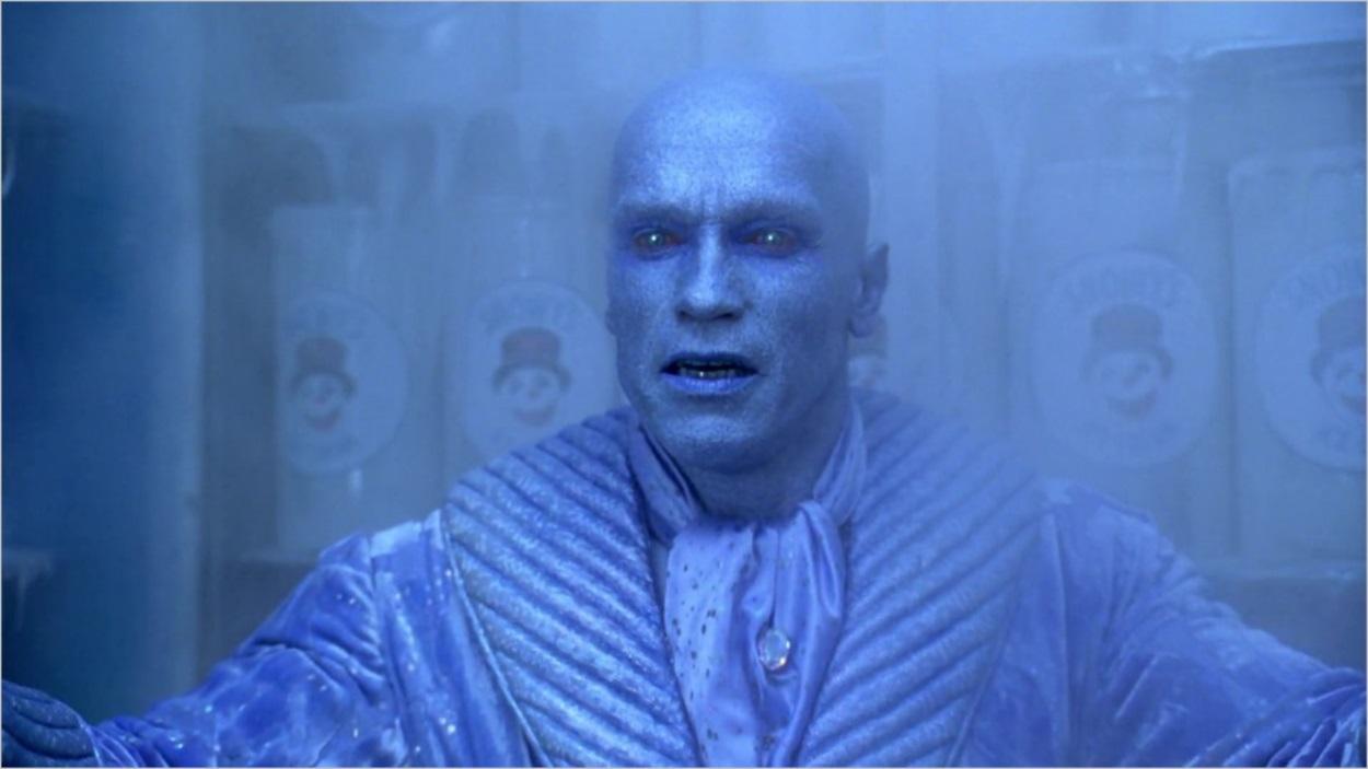 Mister Freeze (Arnold Schwarzenegger)