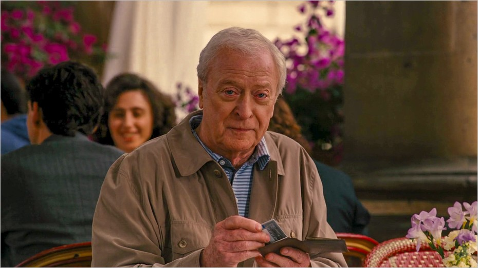 Alfred Pennyworth - The Dark Knight Rises