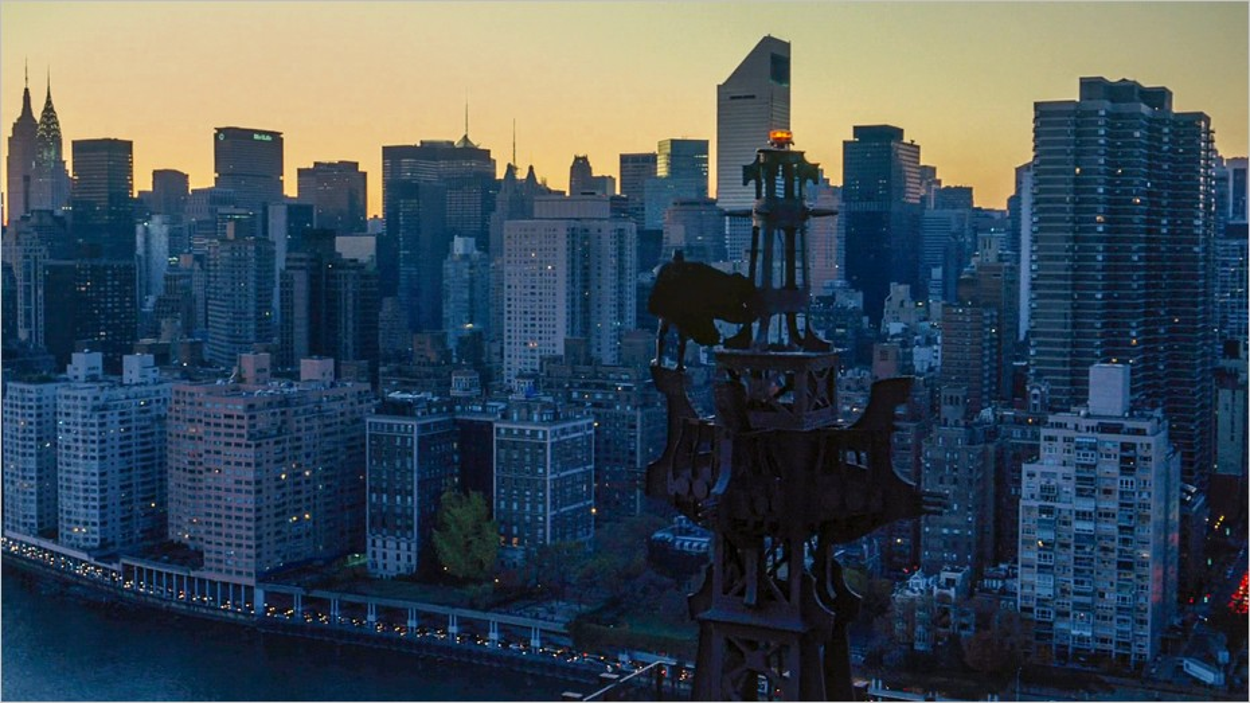 The Dark Knight Rises, Christopher Nolan : troisième volet de la trilogie