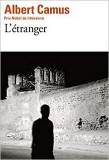 L'Étranger, Albert Camus