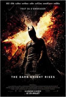 The Dark Knight Rises, Christopher Nolan