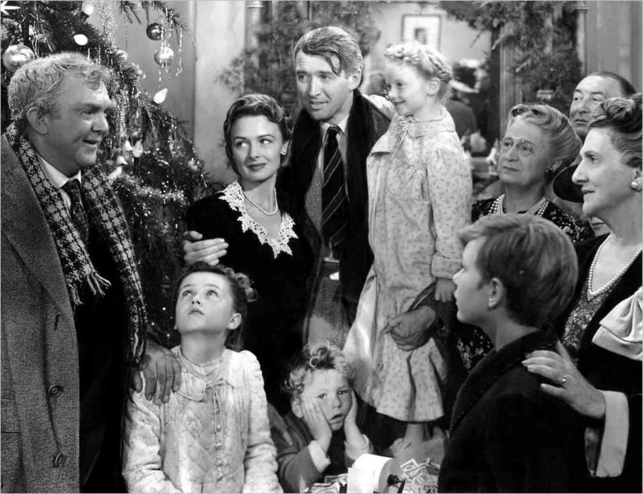 La vie est belle, Frank Capra : un film de Noël pas comme les autres