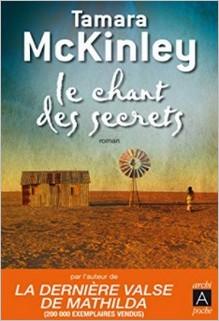 Le chant des secrets, Tamara McKinley
