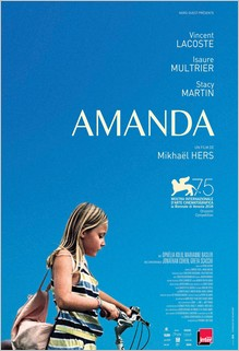 Amanda, Mikhaël Hers