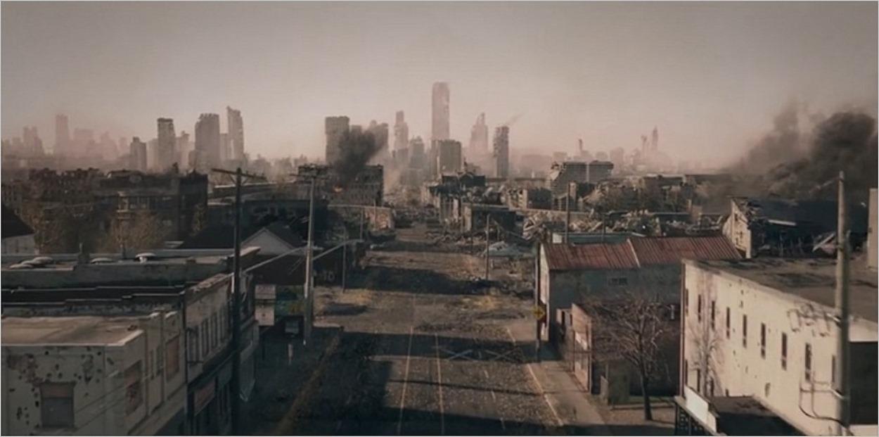 L'arrivée à Chicago - The Handmaid's Tale saison 4