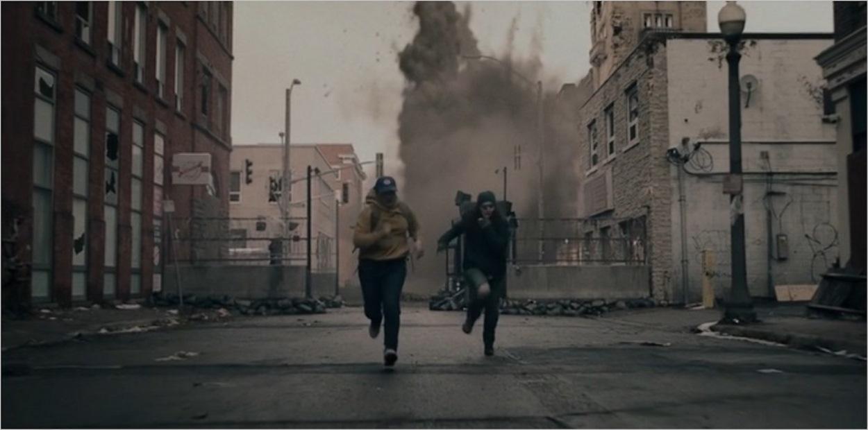Le bombardement de Chicago - The Handmaid's Tale saison 4 épisode 5