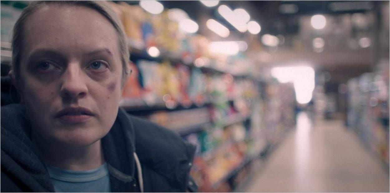 June au supermarché au Canada - The Handmaid's Tale saison 4 épisode 7