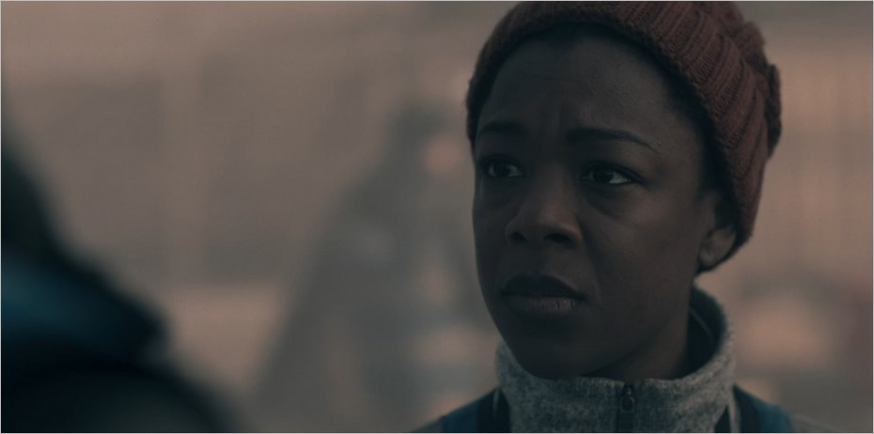 Moira face à Oona - La Servante Écarlate saison 4 épisode 6