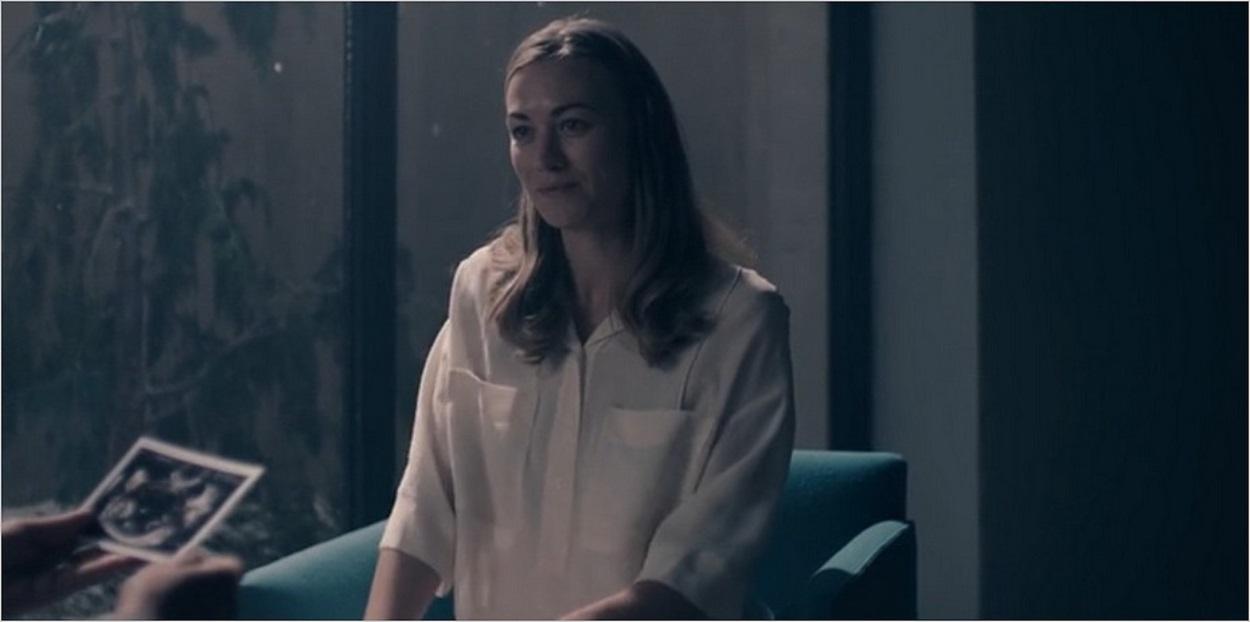 Serena annonce sa grossesse - The Handmaid's Tale épisode 4 saison 4