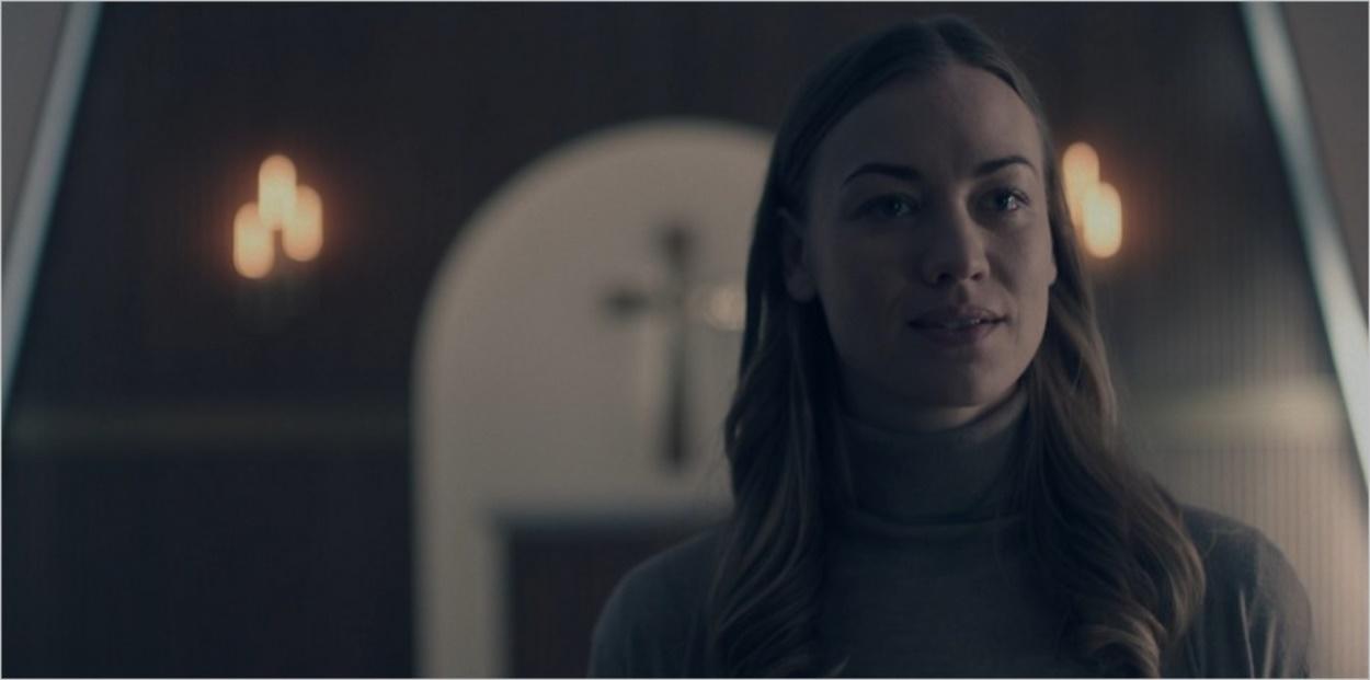 Serena Waterford - La Servante Écarlate saison 4 épisode 7