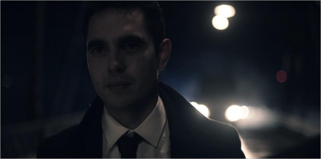 Nick Blaine lors de l'arrestation de Fred - Saison 4 épisode 10